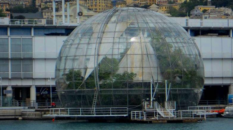 La Biosfera del Giardino Tropicale