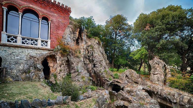 Parco dichessa di Galliera, Voltri