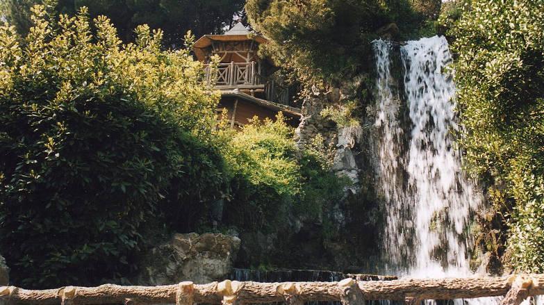 Cascata della Villetta di Negro
