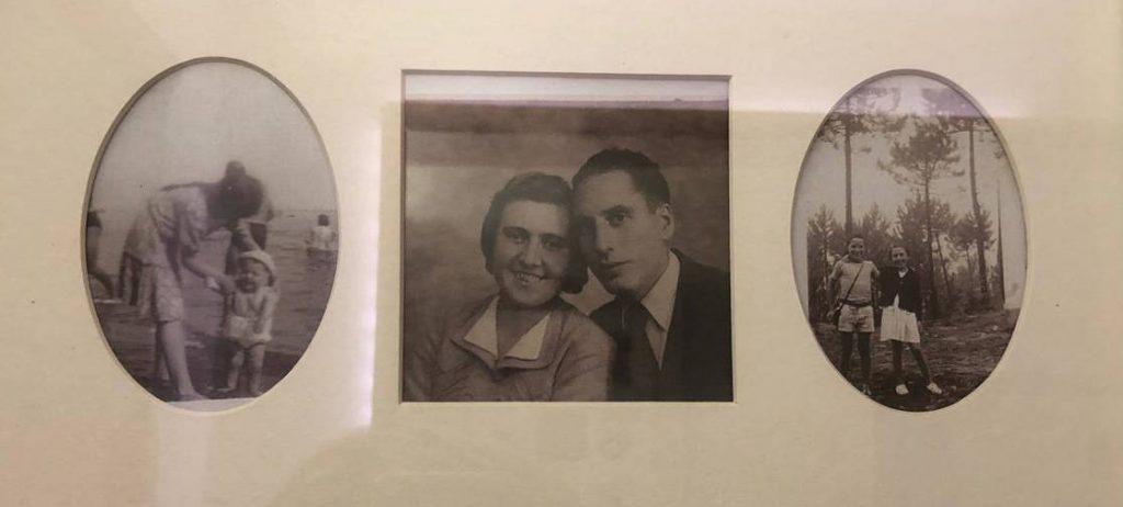 La famiglia Albezzano: foto storiche