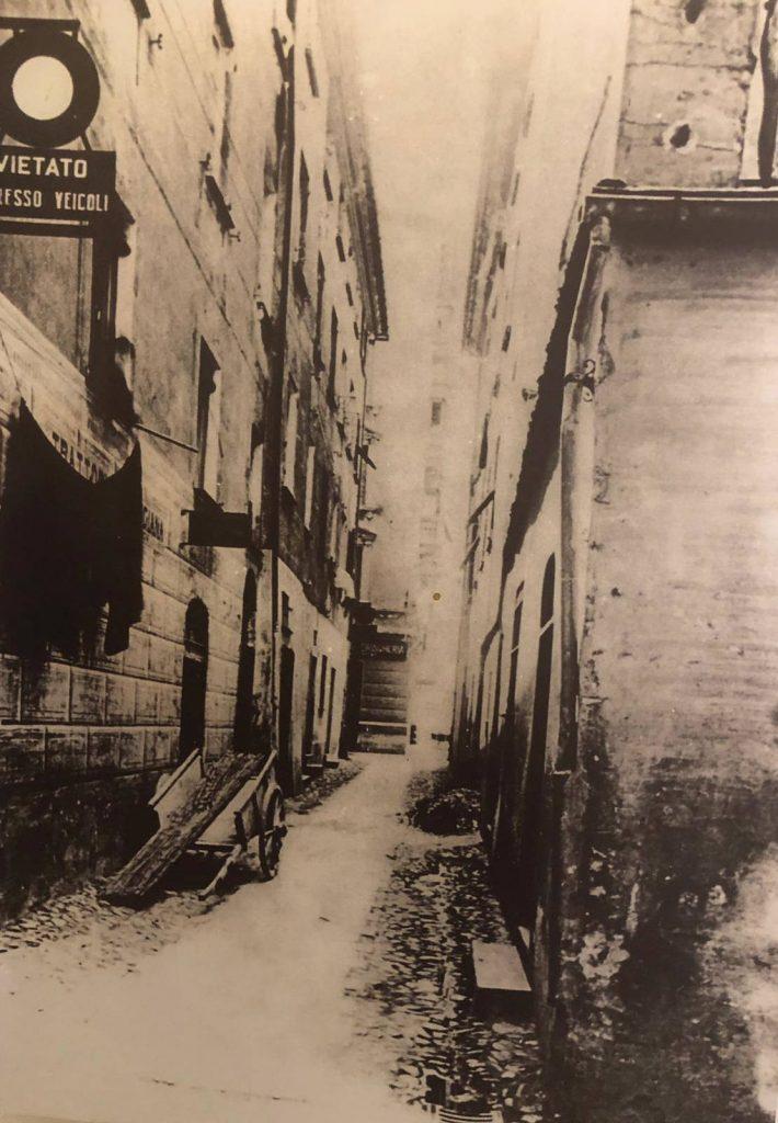 Storia dell'Hotel Astigiana: l'antica via Busci