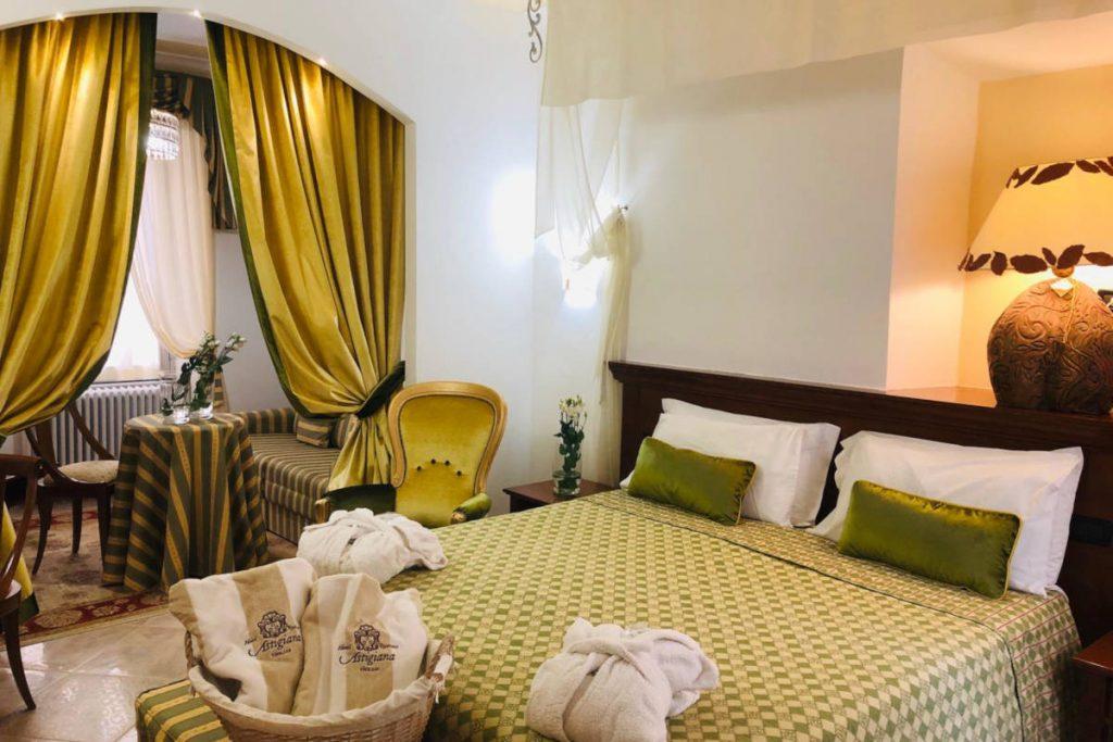 Suite-romantica, Hotel Astigiana oggi